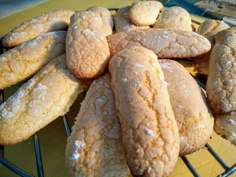 Ricetta Savoiardi Prova Del Cuoco.Ricetta Savoiardi Da Pasticceria Stefy S Flavours