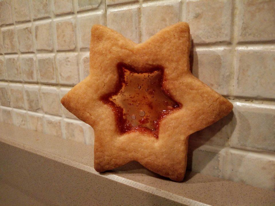 Biscotti Di Natale Effetto Vetro.Biscotti Di Natale Di Vetro Stefy S Flavours
