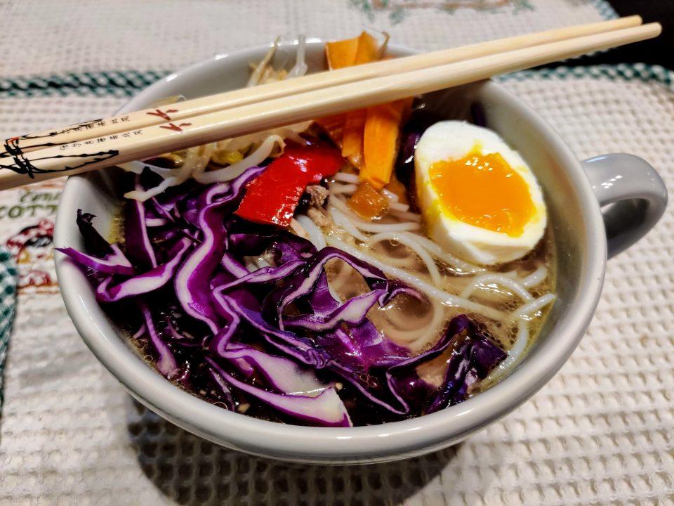 Ricetta Noodles Uova.Uovo Con Tuorlo Morbido Per Noodles Stefy S Flavours